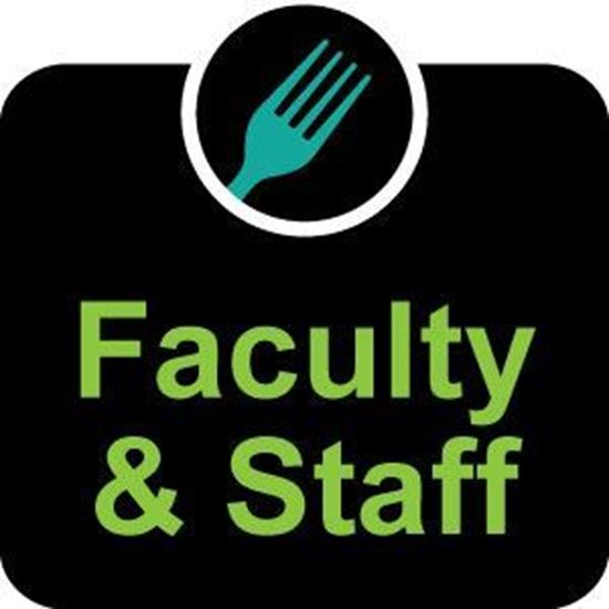 Picture of Faculty/Staff Meal Plan - $250 Plus Bonus!